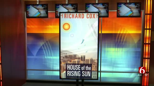 New Book 'House Of The Rising Sun' Released By News On 6 Operations Director