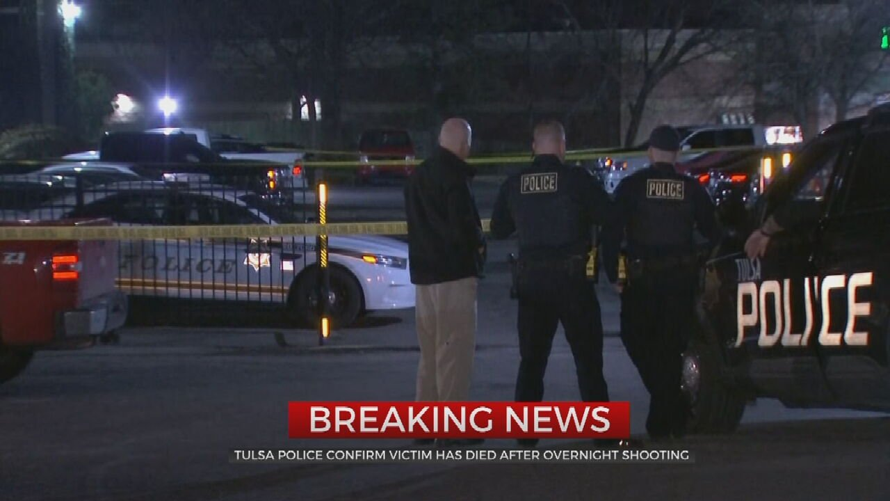Man Killed After Shooting At Tulsa Apartment Complex