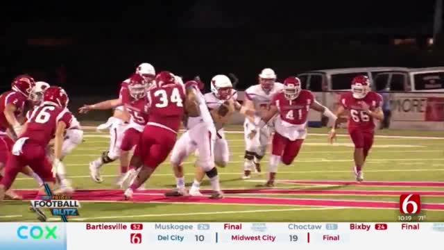 Game Of The Week: In 5A Battle At Claremore, Collinsville Capitalizes