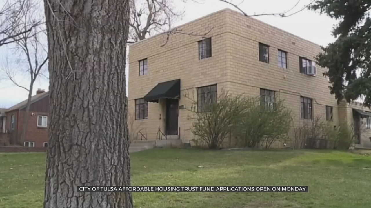 Applications For City Of Tulsa's Affordable Housing Trust Fund Opening Soon