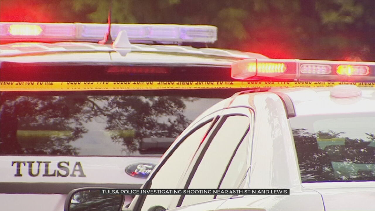 Tulsa Police Investigate After Teen Injured In Shooting