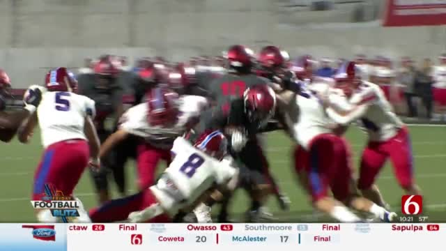 Union Hosts Moore In Home Opener