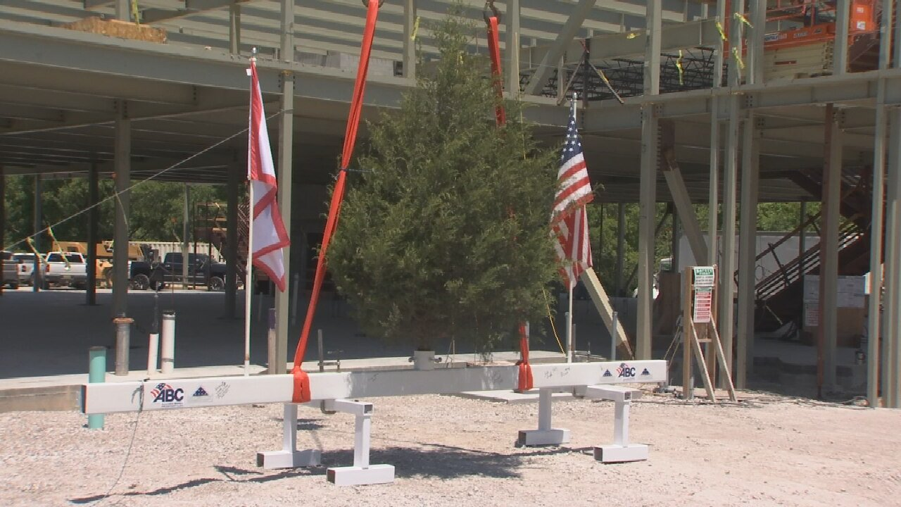 Folds Of Honor Tops Off New HQ
