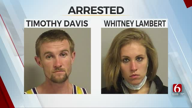 Tulsa Police Arrest Two People Suspected of Human Trafficking