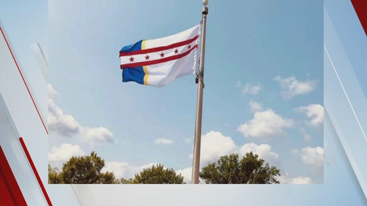 Jenks NEw Flag (515)