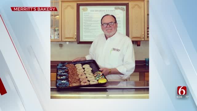 Larry Merritt, Founder Of Merritt's Bakery, Dies