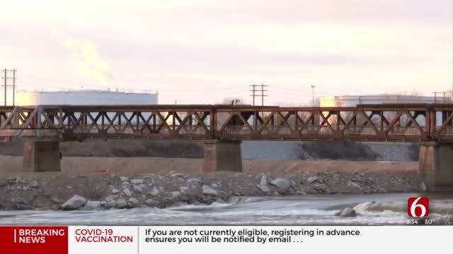 Tulsa City Council Discusses Demolition, Plans For Pedestrian Bridge Over Arkansas River
