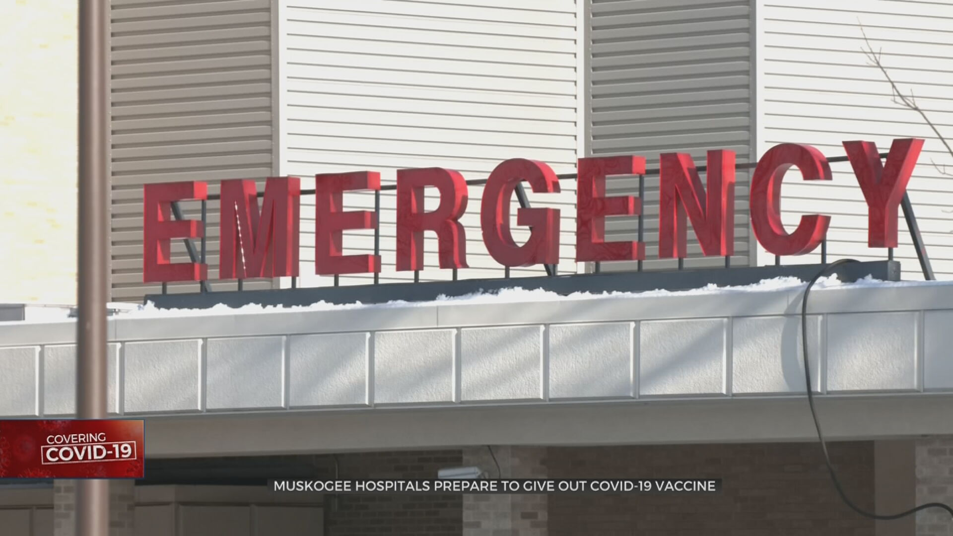 Muskogee Hospitals Prepare To Get COVID-19 Vaccine To Oklahomans