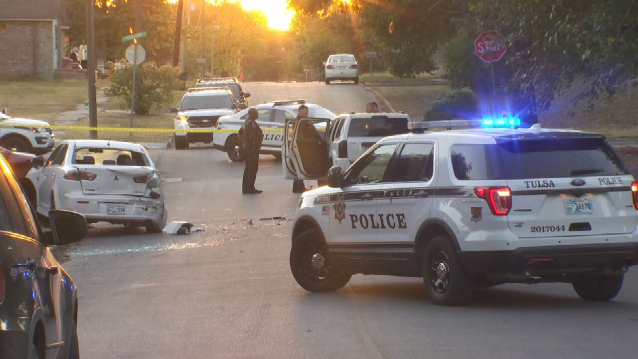 Tulsa Police Investigate Early Morning Drive-By Shooting