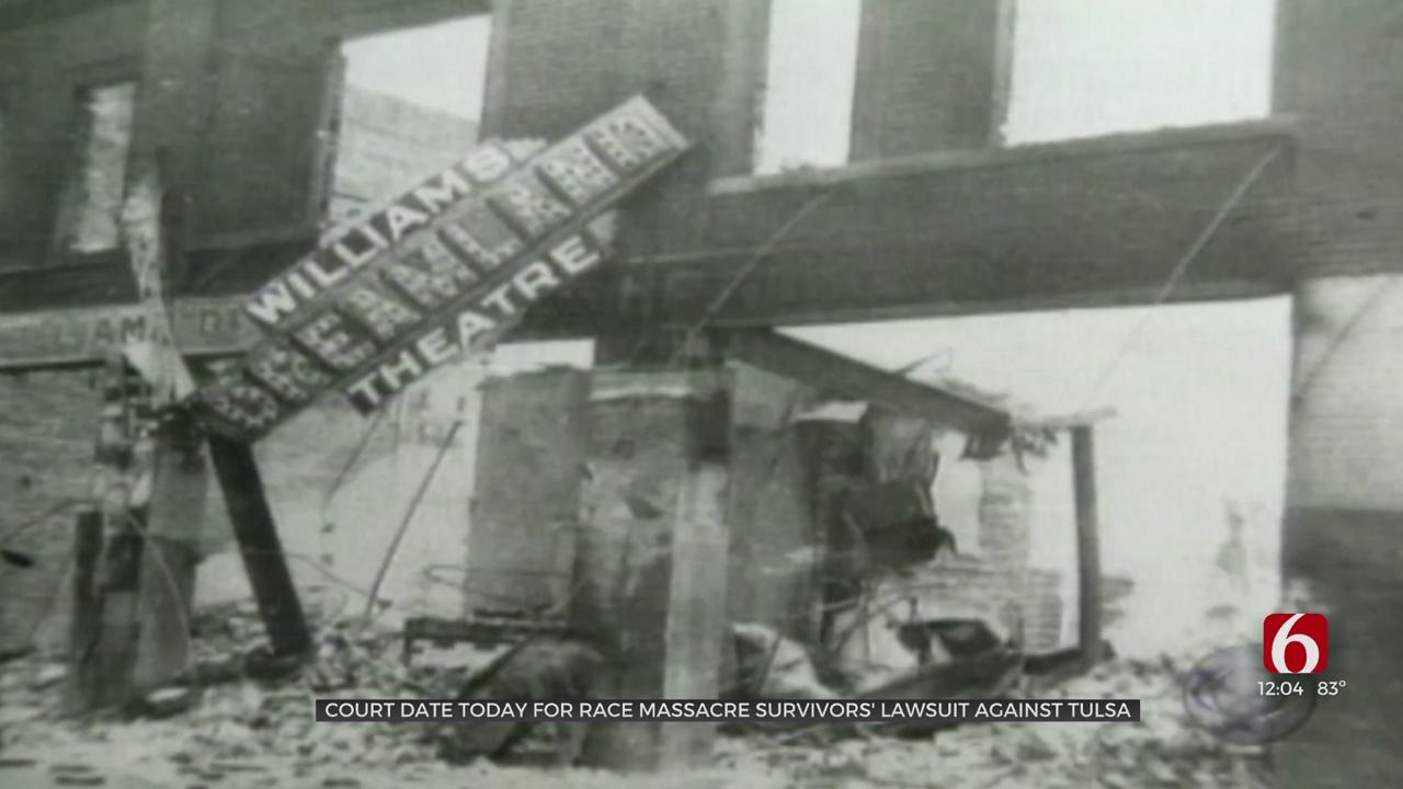 Survivors, Descendants Of 1921 Tulsa Race Massacre Heading To Court In Lawsuit Against City Of Tulsa
