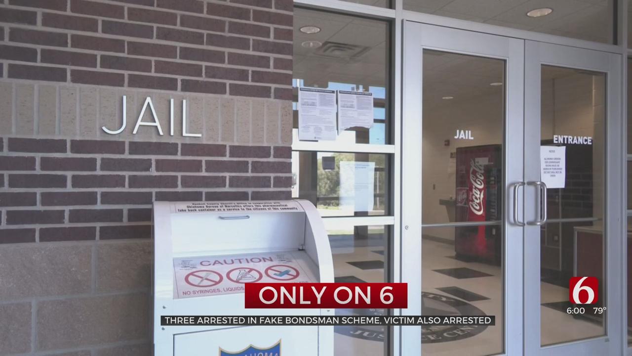 Haskell County Deputies Arrest Bondsman, 2 Men Hired To Make Citizen's Arrest