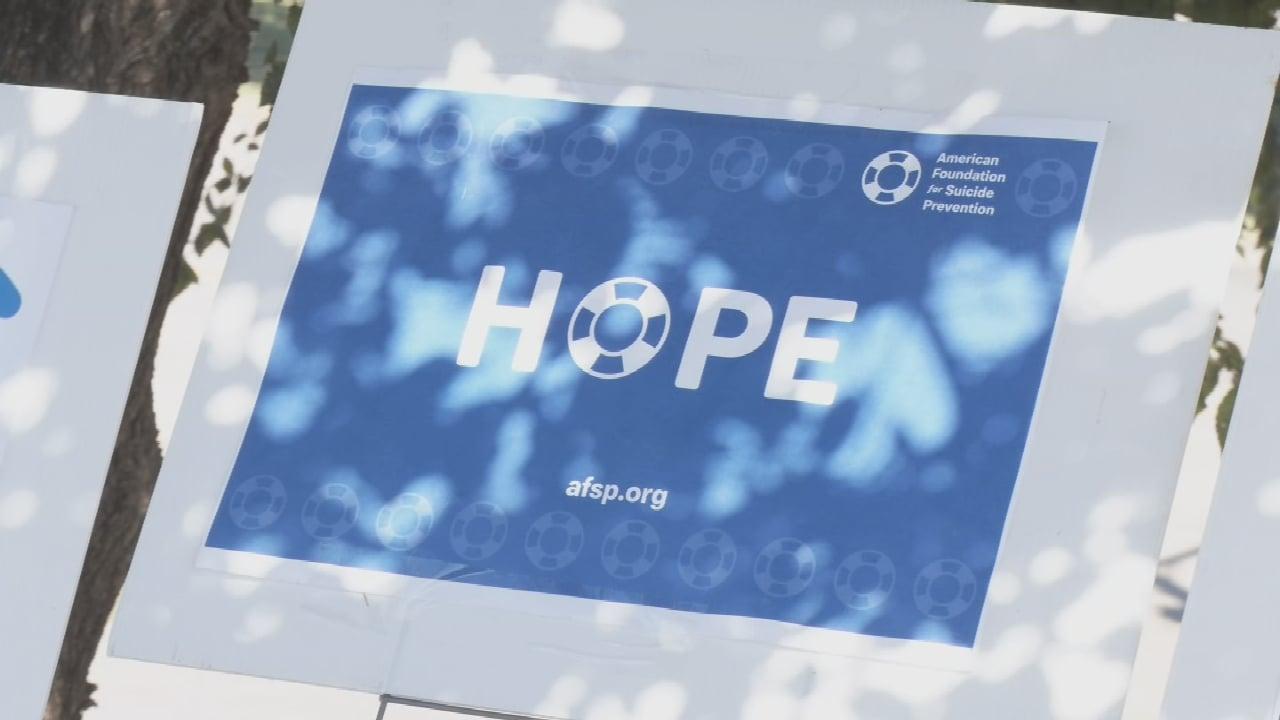 Final Preparations Underway Suicide Prevention Walk In Jenks