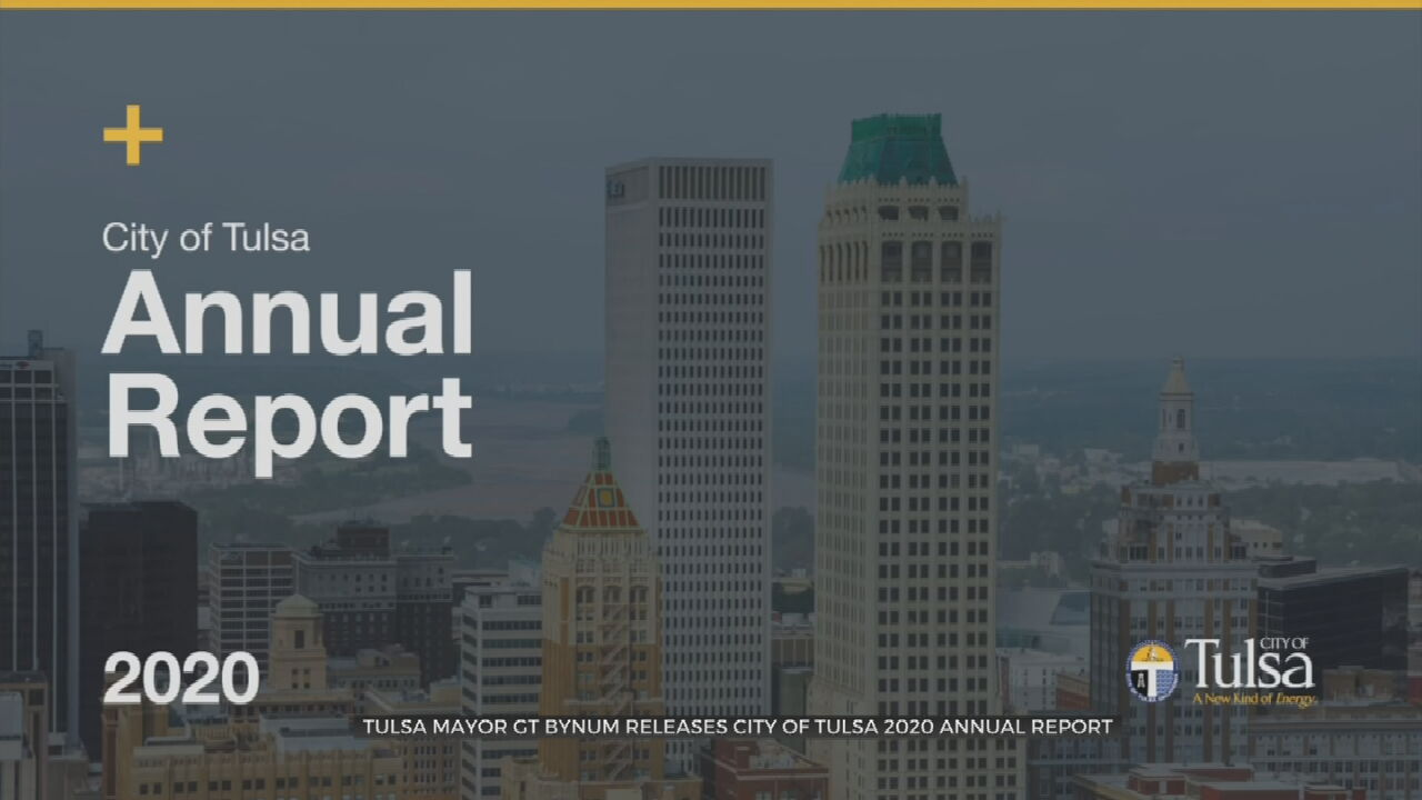 Tulsa Mayor's Office Releases 2020 Annual Report