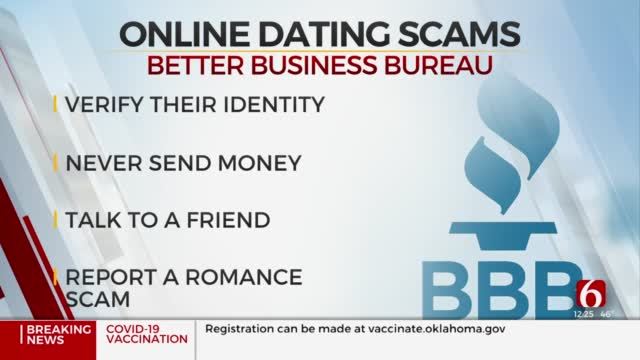 Scam Alert: Tips To Avoid Online Dating Scams