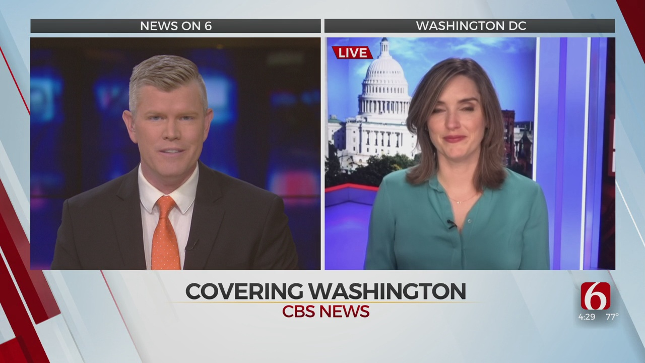 Face The Nation's Margaret Brennan On Rising Prices, Inflation, Impact On Average American
