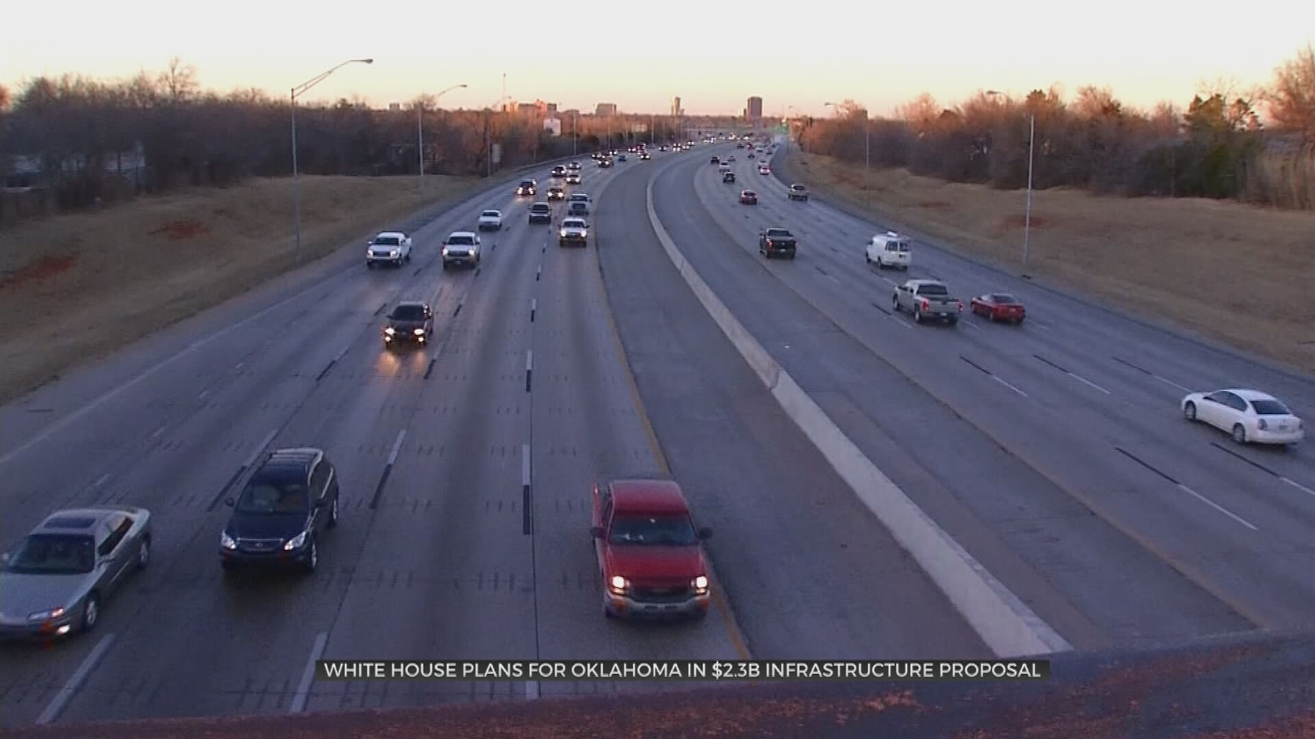 White House Releases Details For Oklahoma In $2.3 Trillion Infrastructure Proposal