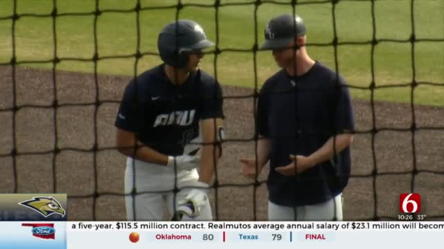 Homegrown Talent Leads ORU Baseball As They Prepare For Season