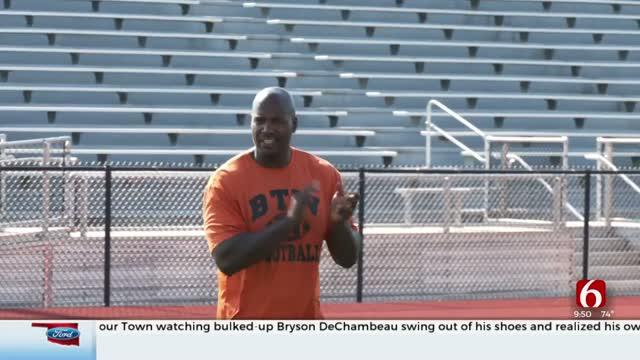 Booker T. Washington Alumnus, Former NFL Player Named School's New Head Coach