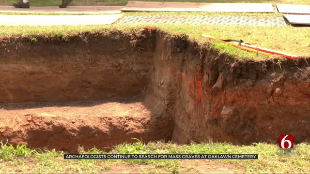 Archaeologists Continue Search At Oaklawn, Say Discoveries Helped Improve Timeline