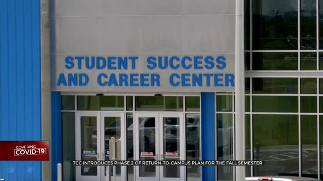 Tulsa Community College Starts Phase 2 For Student Services