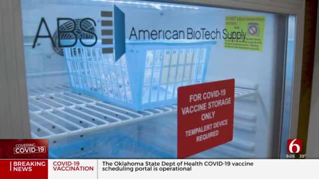 Some Oklahomans In Phase 1 Still Waiting For COVID-19 Vaccine