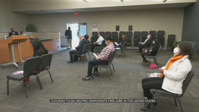 New Initiative Helps Immigrants Find Dream Careers In Tulsa