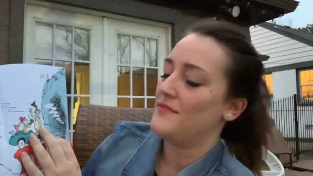 Story Time: Amy Slanchik Reads 'Green Eggs & Ham'
