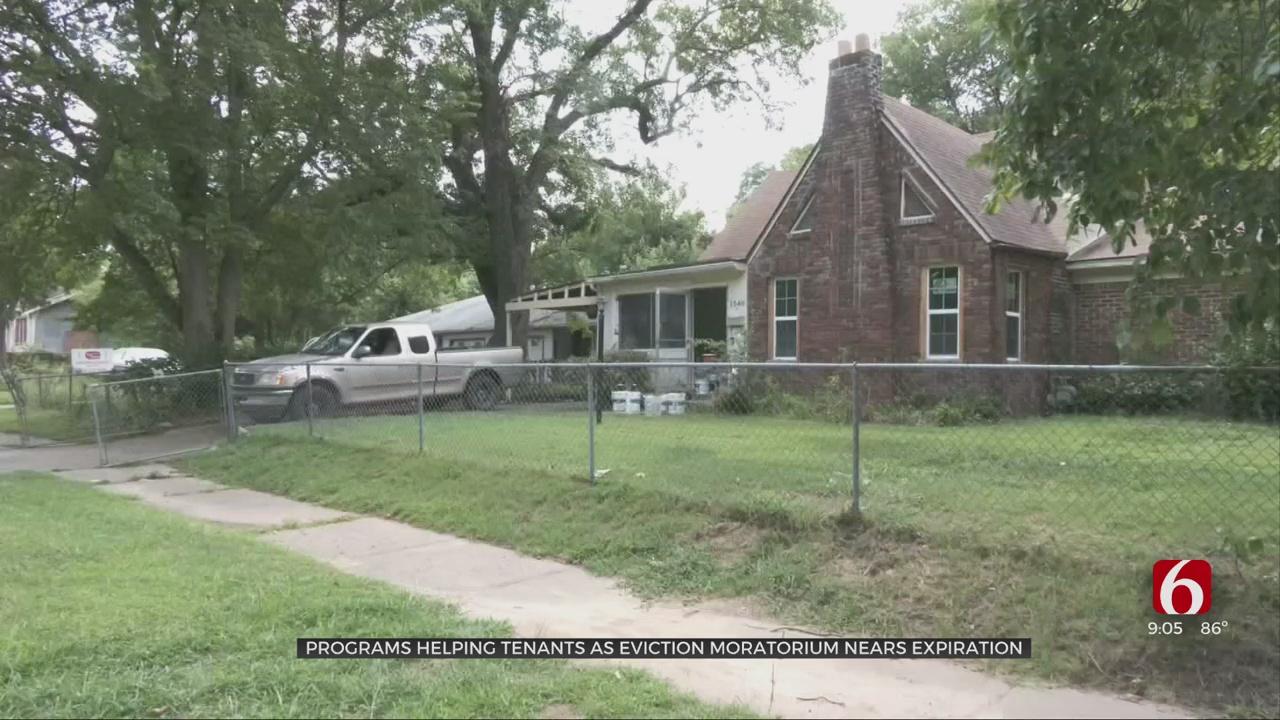 Programs Available For Tulsa Tenants As Eviction Moratorium Nears Expiration