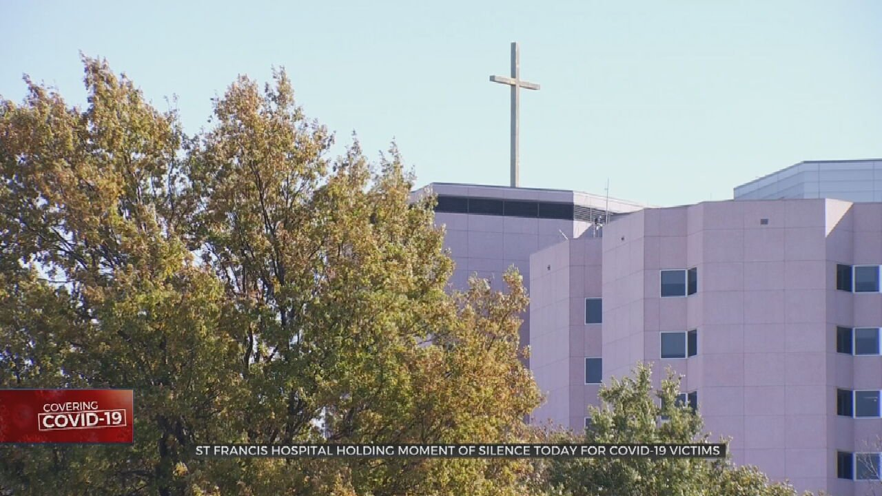 St. Francis Hospital To Remember COVID-19 Victims On 1 Year Anniversary Of First Confirmed Case