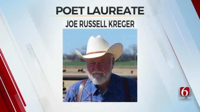 Tonkawa 'Cowboy Poet' Named Oklahoma's Poet Laureate