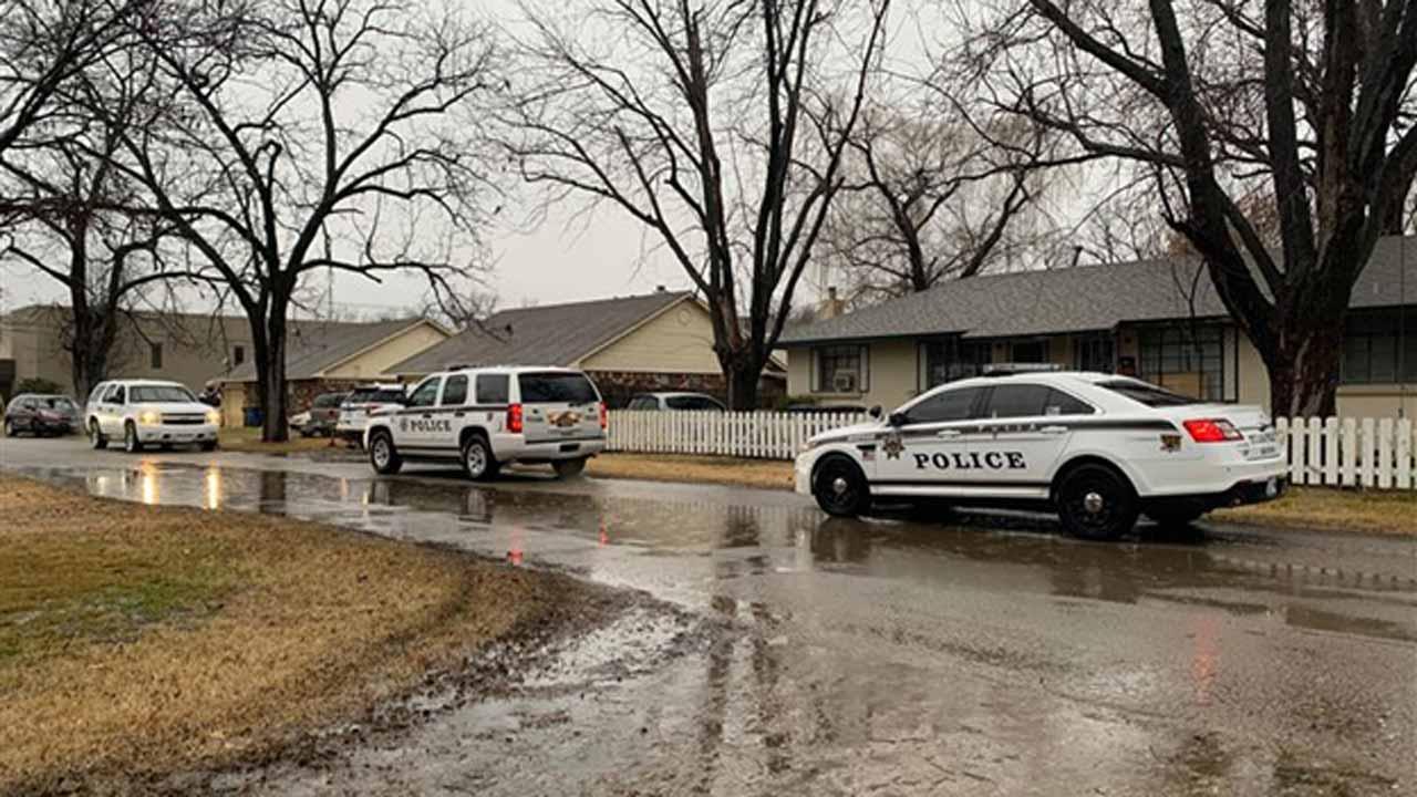 Tulsa Police Investigating Suspicious Death