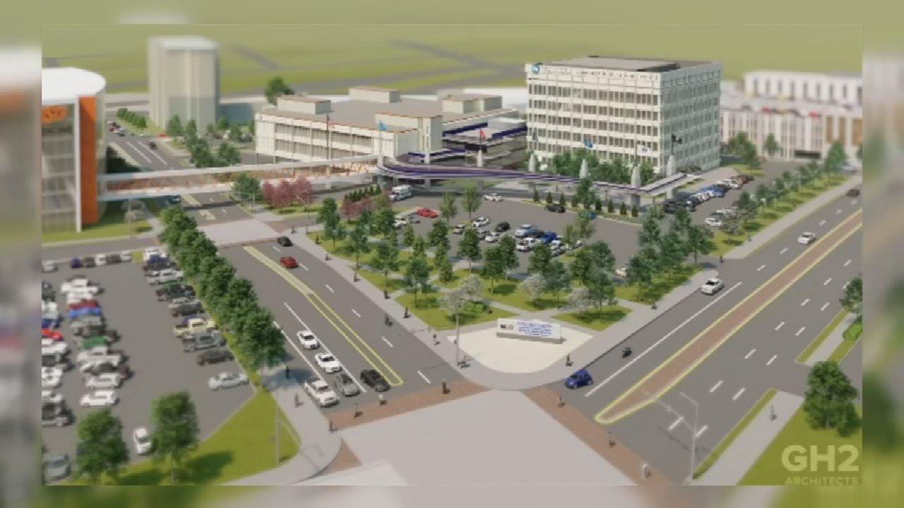 $120M Veteran's Hospital To Be Built In Downtown Tulsa