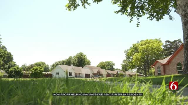 Restore Hope Ministries Partnering With Foundations, Nonprofit To Help Pay Rent For Hundreds Of Tulsans