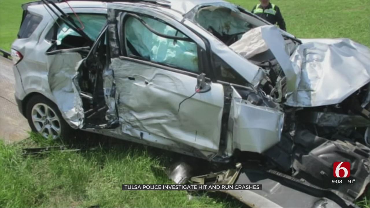 2 People Injured, Dog Killed In Hit-and-Run Crash