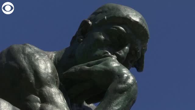 Rodin Museum in Paris, France Reopens