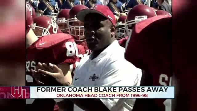 Former OU Football Coach John Blake Dies At Age 59