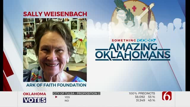 Amazing Oklahoman: Sally Weiesnbach Serves Community Through Food