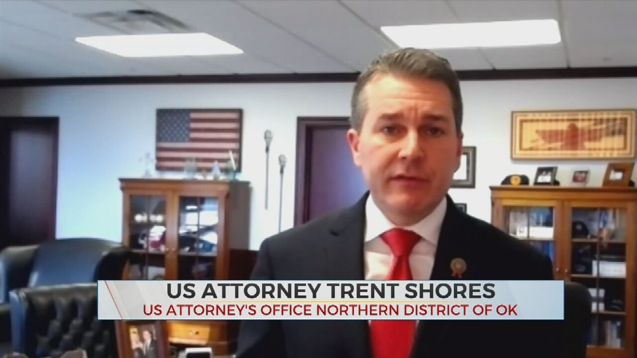 Watch: U.S. Attorney Shores Talks About Accomplishments, Challenges Of 2020