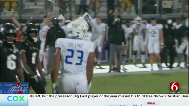 TU Has 8th Game Of Season Changed Due To COVID-19, Looks Towards AAC Title