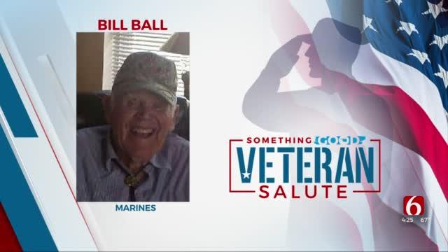 Veteran Salute: Bill Ball