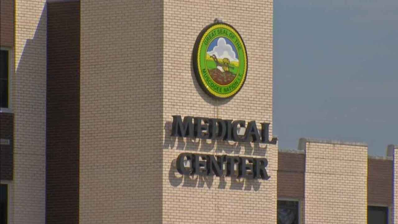 Muscogee Creek Nation Hosts Vaccination Event For Tribal Citizens