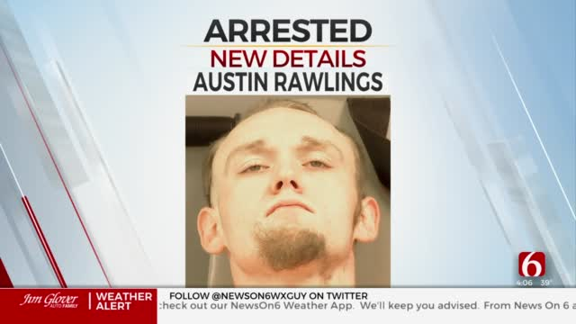 Broken Arrow Man Accused Of Assaulting Woman After He Was Released From Jail
