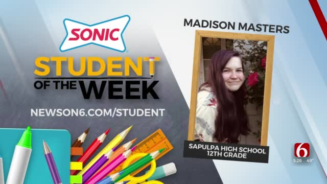 Student Of The Week: Madison Masters