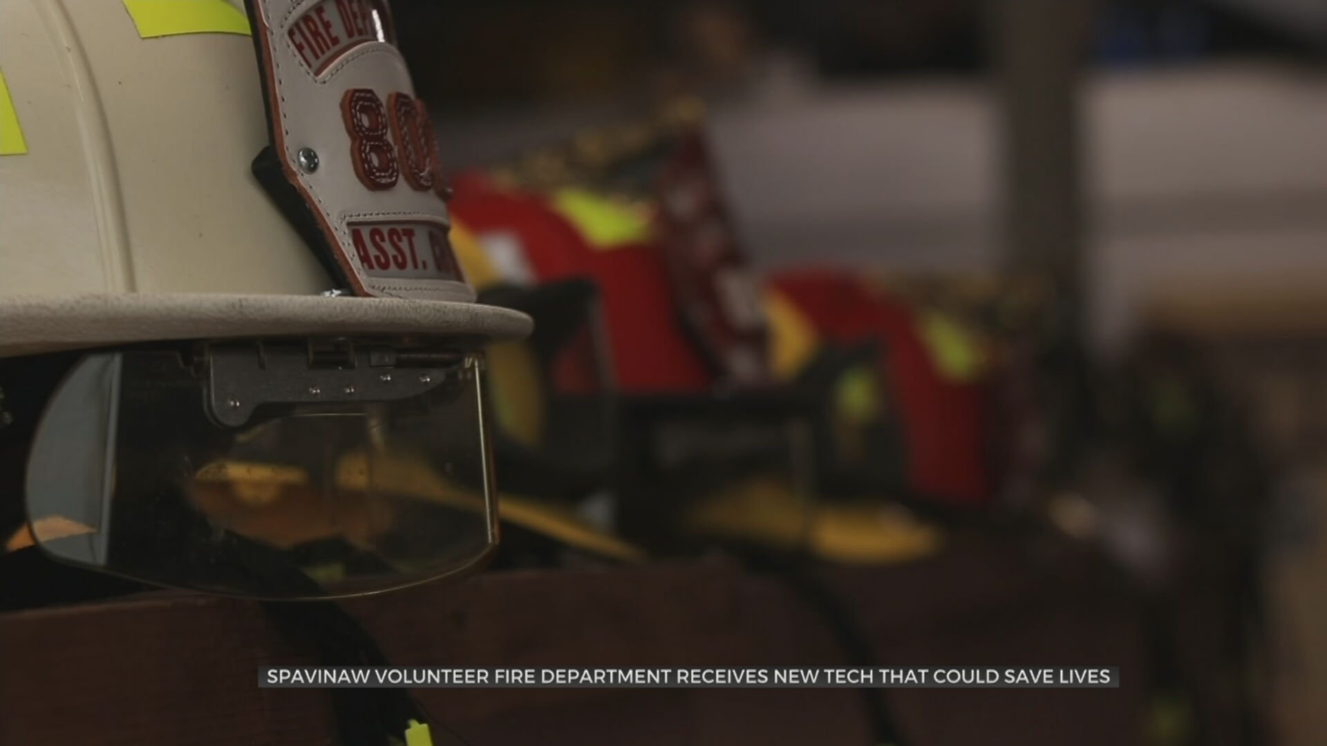 Spavinaw Fire Department Says New High-Tech Equipment Could Save Lives