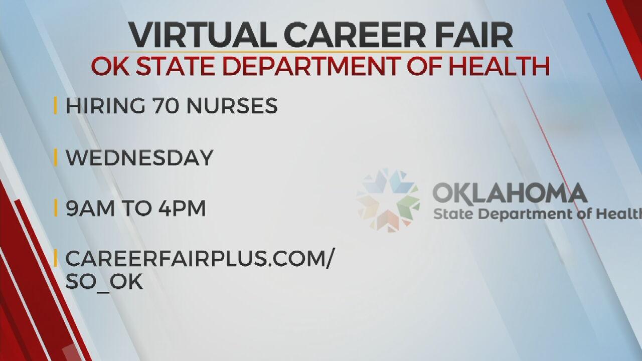 OSDH To Host Virtual Career Fair