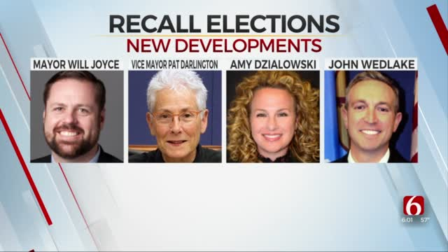 Stillwater Mayor, 3 City Councilors To Face Recall Election