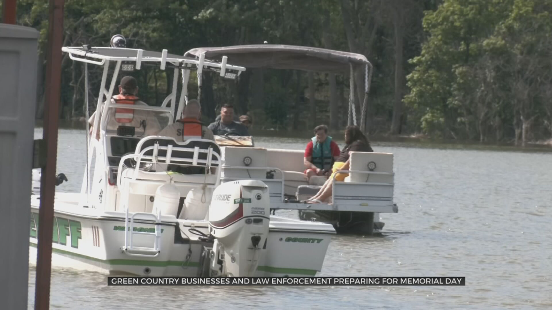 Green Country Businesses, Law Enforcement Prepare For Memorial Day Weekend
