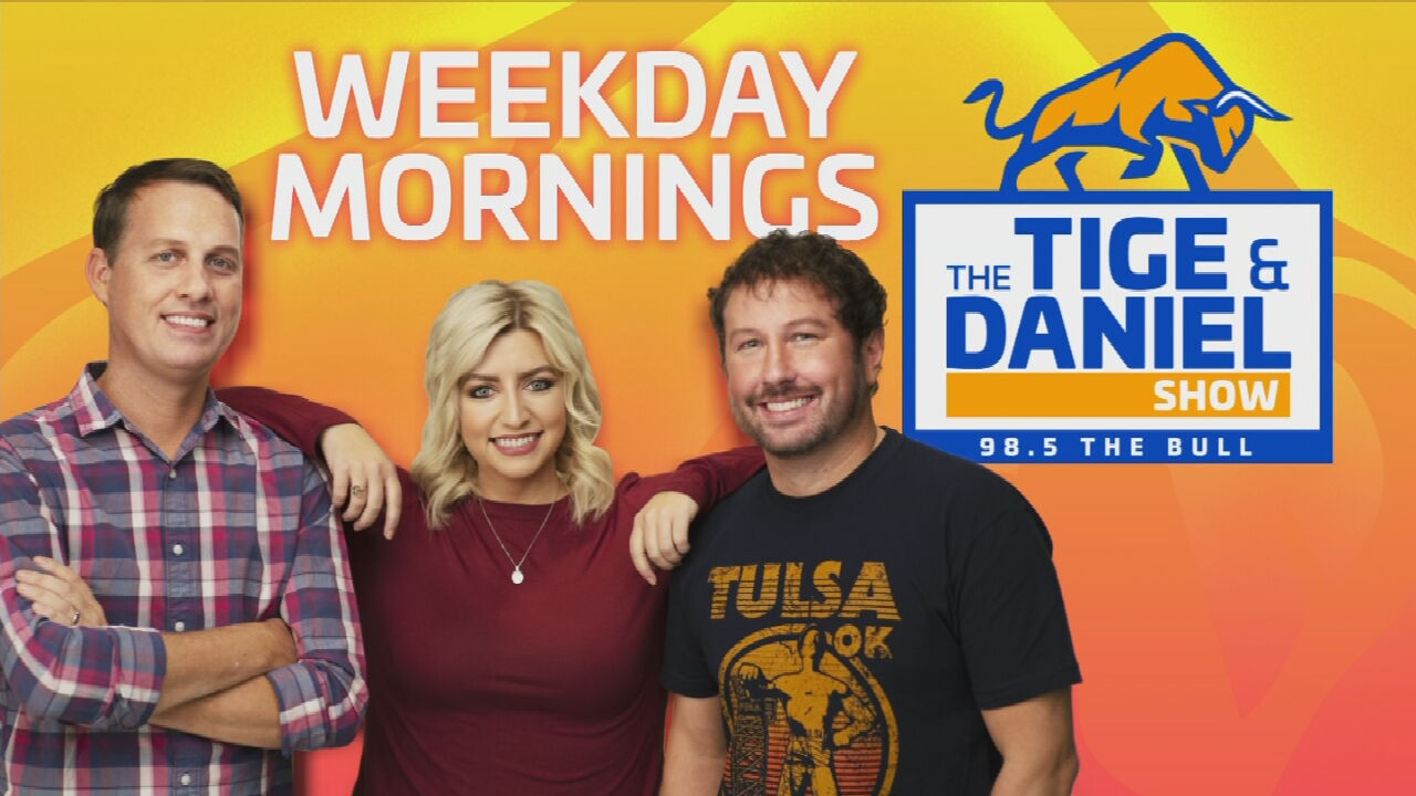 Tige, Daniel & Amber Talk About The New Tige And Daniel Show