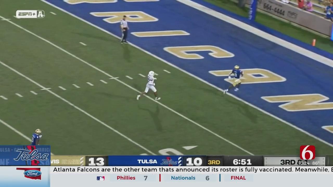 TU Opens Season With Tough Loss To UC Davis