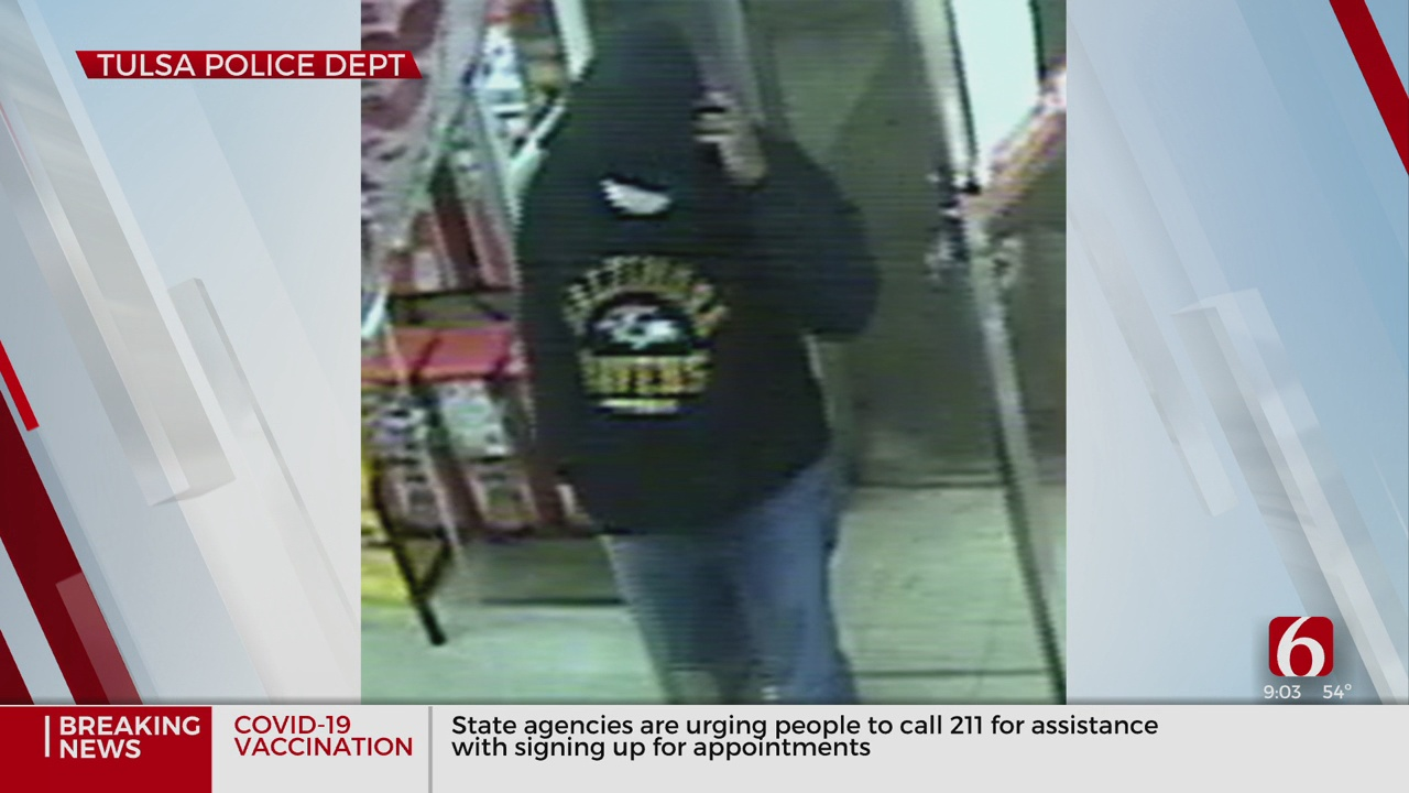 Police Search For Man Accused Of Assaulting Family Dollar Manager